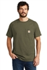 Carhartt - Men's Force® Cotton Delmont Short-Sleeve T-shirt. 100410