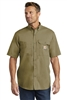 Carhartt - Force® Ridgefield Solid Short Sleeve Shirt. CT102417