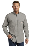 Carhartt - Force® Ridgefield Solid Long Sleeve Shirt. CT102418