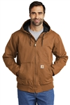 Carhartt - Tall Washed Duck Active Jacket. CTT104050