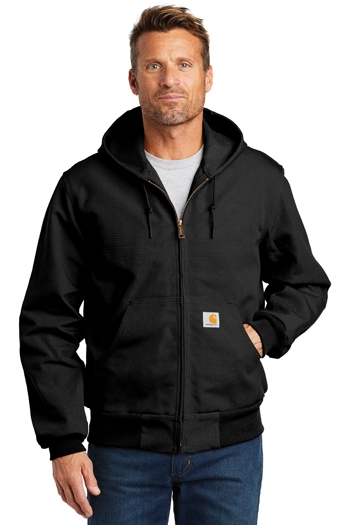 Carhartt - Duck Traditional Coat (Tall). CTTC003