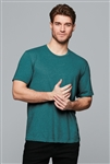 District - Mens Perfect Blend® Crew Tee. DM108