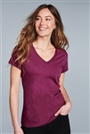 District - V-Neck Tee. DM1190L