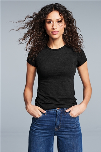 District - Women's Fitted Perfect Tri ® Tee. DT155