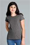 District - Girls Very Important Tee ®. DT6001YG