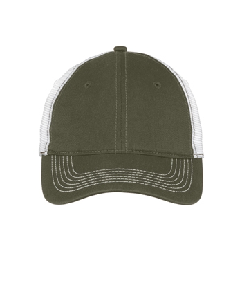 3bb6f672f0871 District Threads - Mesh Back Cap. DT607