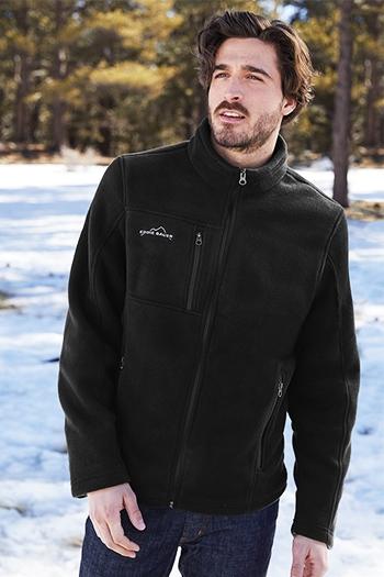 a63f9caf57c Eddie Bauer - Full-Zip Fleece Jacket. EB200