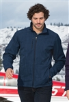Eddie Bauer - Shaded Crosshatch Soft Shell Jacket. EB532