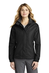 Eddie Bauer - Ladies Rain Jacket. EB551