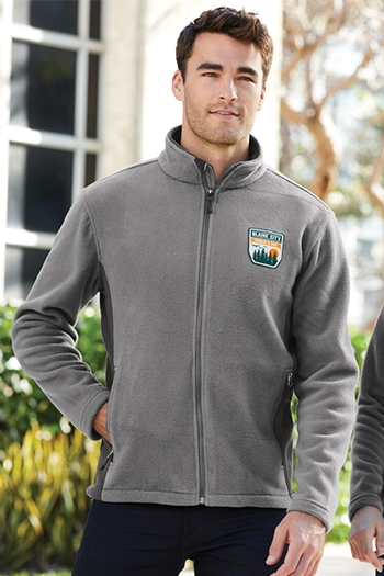 Port Authority - Colorblock Value Fleece Jacket. F216