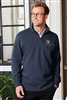 Port Authority - Slub Fleece 1/4-Zip Pullover. F295