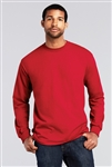 Gildan - Ultra Cotton 100% Cotton Long Sleeve T-Shirt. G2400