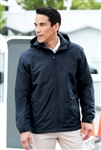 Port Authority - Hooded Charger Jacket. J327
