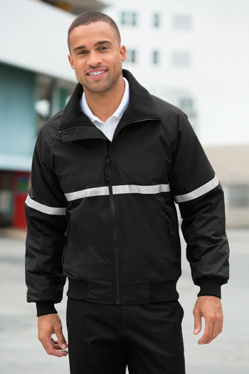 Port Authority - Challenger Jacket with Reflective Taping. J754R