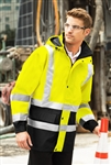 Port Authority - ANSI Class 3 Safety Heavyweight Parka. J799S