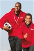 Sport-Tek - Hooded Raglan Jacket. JST73