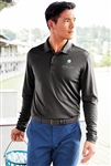 Port Authority - Dry Zone ® UV Micro-Mesh Long Sleeve Polo. K110LS