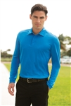 "Port Authority - Silk Touchâ""¢ Performance Long Sleeve Polo. K540LS"