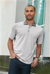 Port Authority - Fine Stripe Performance Polo. K558