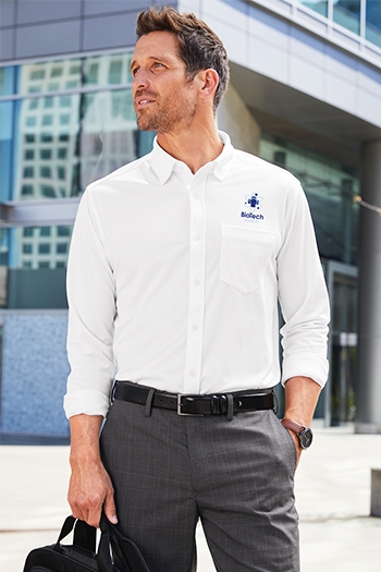 Port Authority - Dimension Knit Dress Shirt. K570