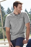 Port & Company - 5.5-Ounce Jersey Knit Pocket Polo. KP55P
