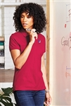 Port Authority - Ladies Core Classic Pique Polo. L100