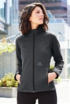 Port Authority - Ladies Pique Fleece Jacket. L222