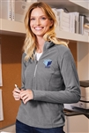 Port Authority - Ladies Microfleece 1/2-Zip Pullover. L224
