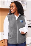 Port Authority - Ladies Microfleece Vest. L226