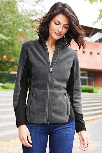 Port Authority - Ladies R-Tek Pro Fleece Full-Zip Jacket. L227