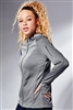 Sport-Tek - Ladies Tech Fleece Full-Zip Hooded Jacket. L248