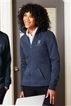 Port Authority - Ladies Slub Fleece Full-Zip Jacket. L293