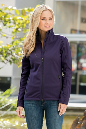 Port Authority - Ladies Welded Soft Shell Jacket. L324