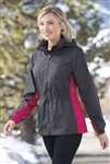 Port Authority - Ladies Core Colorblock Wind Jacket. L330
