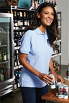 Port Authority - Ladies Pique Knit Polo. L420