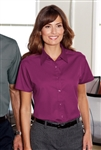 Port Authority - Ladies Short Sleeve Easy Care  Shirt. L508