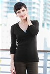 Port Authority - Ladies Modern Stretch Cotton Cardigan. L515
