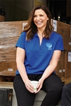 Port Authority - Ladies Tech Pique Polo. L527