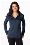 "Port Authority - Ladies Silk Touchâ""¢ Performance Long Sleeve Polo. L540LS"