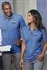 Port Authority - Ladies Stretch Pique Polo. L555