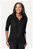 ​Port Authority - Ladies Silk Touch™ 3/4-Sleeve Polo. L562