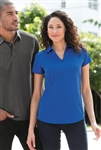 Port Authority - Ladies Digi Heather Performance Polo. L574