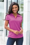 Port Authority - Ladies' Trace Heather Polo. L576