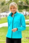 Port Authority - Ladies' Active Soft Shell Jacket. L717