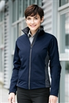 Port Authority - Ladies Two-Tone Soft Shell Jacket. L794