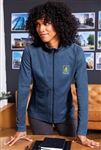 Port Authority - Ladies Heavyweight Vertical Texture Full-Zip Jacket. L805