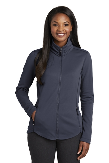 Port Authority - Ladies Collective Smooth Fleece Jacket. L904
