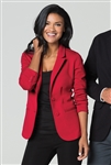 Port Authority - Ladies Knit Blazer. LM2000