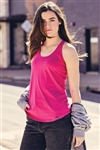 New Era® Ladies Heritage Blend Racerback Tank. LNEA105