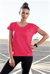 OGIO® ENDURANCE - Ladies Pulse Dolman Tee. LOE324
